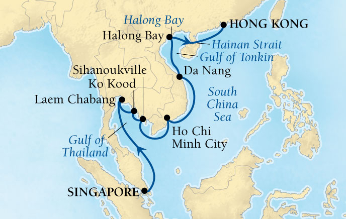 Seabourn cruise thailand and vietnam my blog andy will be a destination conversationalist on seabourn sojourns 14 day singapore to hong kong trip to thailand and vietnam gumiabroncs Choice Image