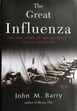 great influenza john barry essay Definition essay edited by katrina beck view all the great influenza in a passage from the great influenza, john m barry recognizes exemplification.